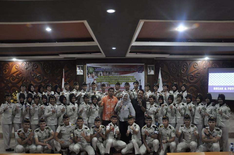 Latihan Dasar Kepemimpinan 2017