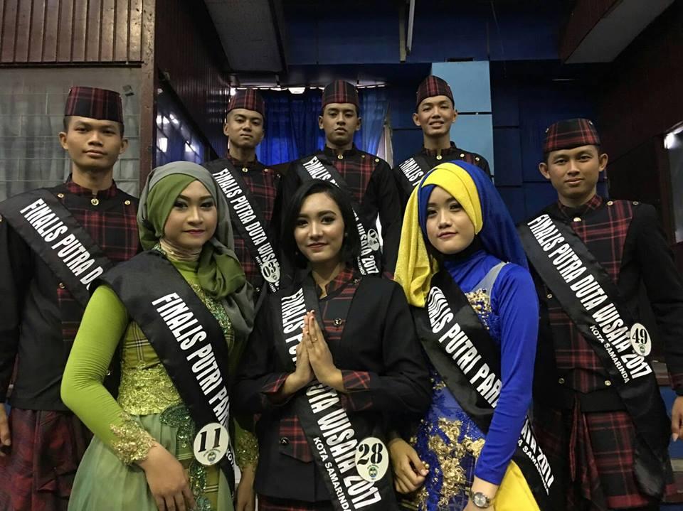 Duta Wisata dan Puteri Pariwisata 2017